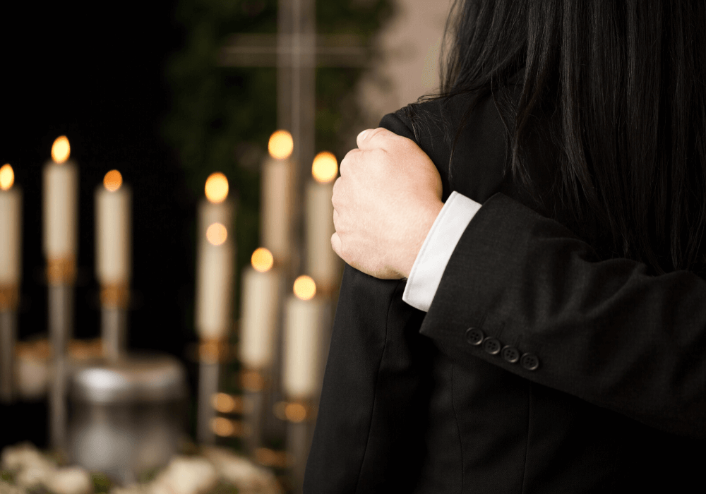 hassle free funeral plans